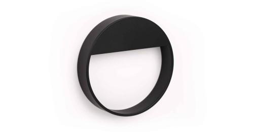Handle BAU 90 mat. black