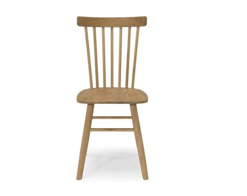 Ąžuolinė alyvuota kėdė SCAND - EN
