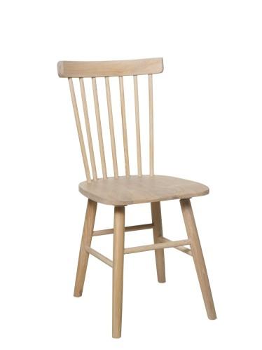 Ąžuolinė balinta kėdė SCAND - EH