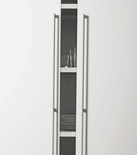 Rankenėlė Graf mini L 370242-2x589 šlifuotas chromas