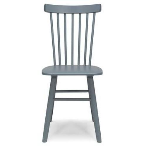 Beržinė kėdė dažyta SCAND - BPB melsva