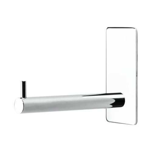 WC popieriaus laikiklis BASE 200  606026  pol. chromas , priklijuojamas